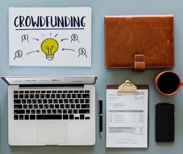 Ideazon helps your crowdfunding dreams come true.